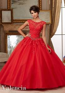 tulle ball gown quinceanera dress style 60006 morilee With robe quinceanera