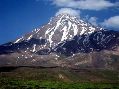 Damavand Iran Highest Mount Peak Irans