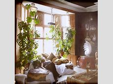 Bohemian Style House Decorating Plants — HOUSE STYLE AND