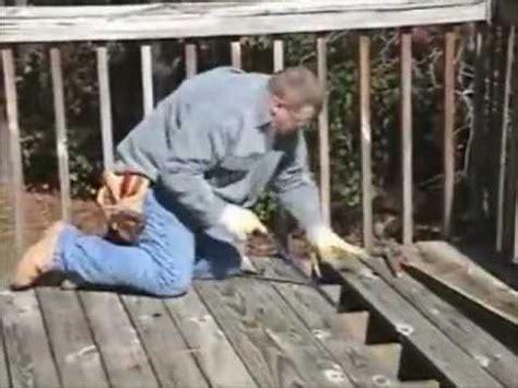 duckbill deck wrecker uk pro am deck wrecker on diy s cool tools doovi