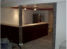how to build a dry bar in basement Home Bar Design