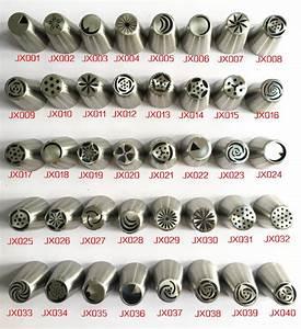 7pcs/set Russian Icing Piping Nozzles Cake Decoration Tips