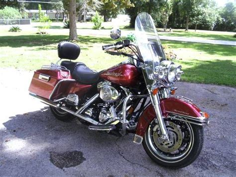 Buy Price Reduced! 2004 Harley Davidson Road King On 2040motos