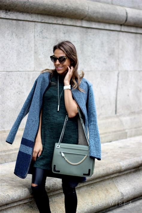 What Wore Shades Green Leather Style Wire