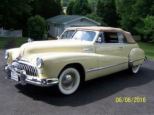 Find Used Buick  Super 56 C Convertible Convertible In