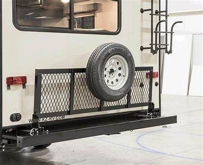 Travel Rv Trailer Exterior Rack Trailers Connect