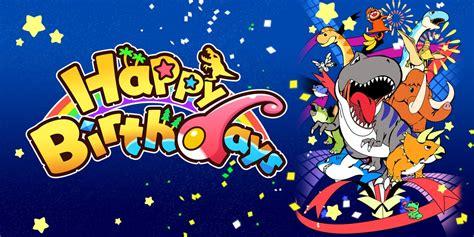 Happy Birthday Picture 2 by Happy Birthdays Nintendo Switch Nintendo