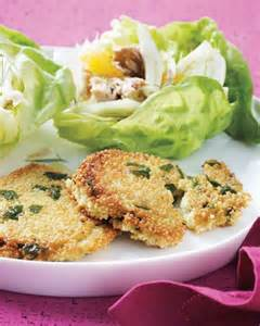 Couscous and Tuna Cakes