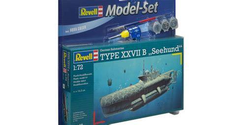 U Boat Xxviib Seehund by U Boot Type Xxviib Seehund Revell 65125