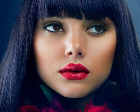 Pretty Face Wallpaper   WallpaperSafari