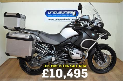 Bmw R1200gs Adventure For Sale by Bike Of The Day Bmw R1200gs Mcn