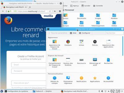 bureau ude environnement accueil fedora fr communauté francophone fedora linux