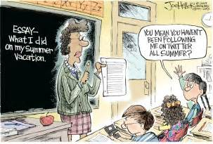 Funny Jokes About Back to School