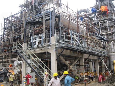 ei works  iocl haldia refinery tuaman
