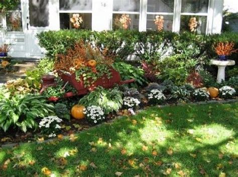 fall landscaping ideas fall gardening and landscaping