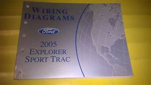 Genuine Ford Explorer Sport Trac 2005 Wiring Diagrams Fcs