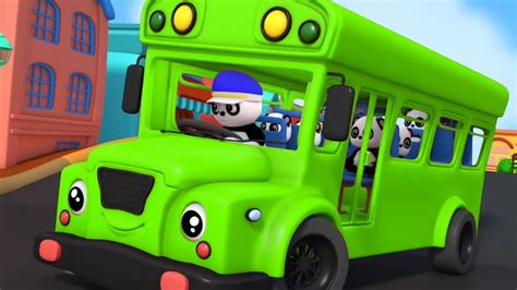 wheels   bus nursery rhymes  rhymes kids songs baby rhyme youtube