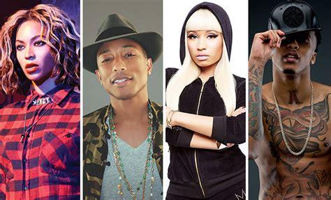 Beyoncé, Pharrell Williams, August Alsina & Nicki Minaj