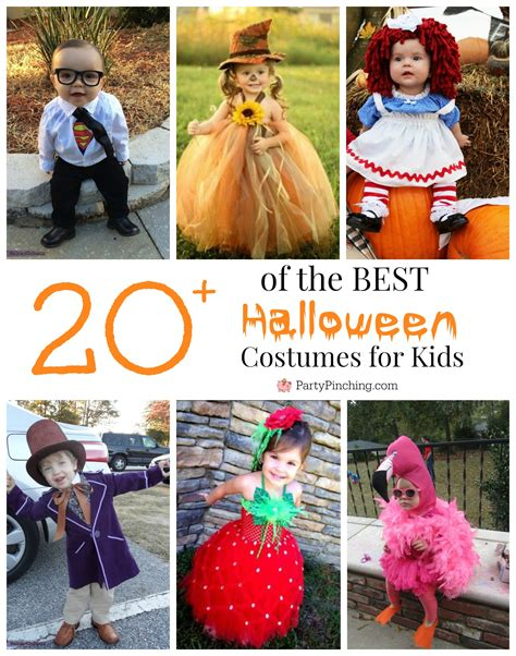 Best Halloween costume ideas kids toddlers babies infants
