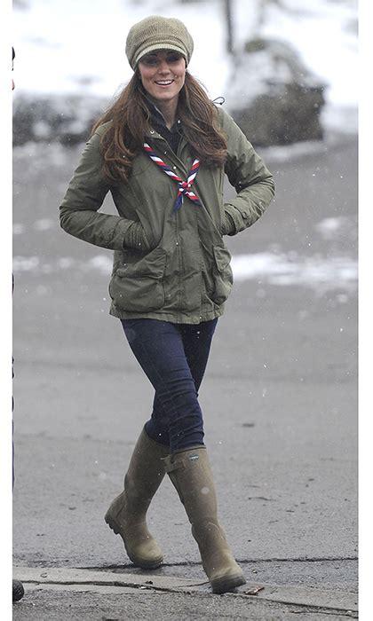 Kate Middleton Style The Duchess Cambridge Wearing