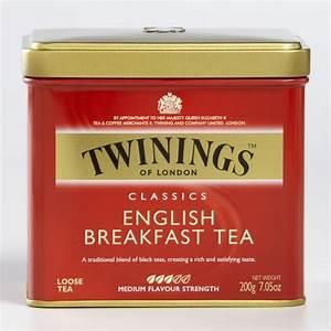 Twinings English Breakfast Loose Leaf Tea Tin World Market