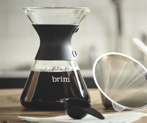 According to counter culture coffee, the standard coffee to water ratio is 1:17. Pour Over - BRIM