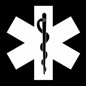EMS Emergency Medical Service Personnel Logo Graphic T Shirt – Supergraphictees