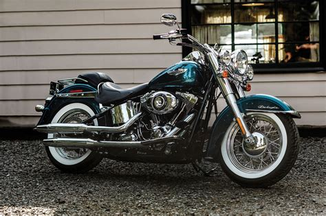 2015 Harley Davidson Flstn Softail Deluxe S Wallpaper