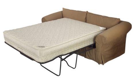 Bed Settee Mattress Replacement by Leggett Platt Air Sleeper Sofa Mattress