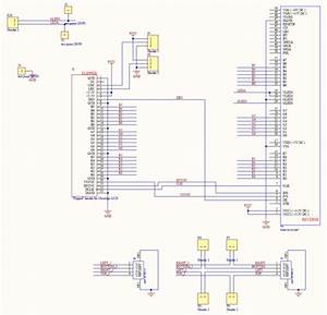 Circuit Diagram Laptop Lcd Display To Vga Interface