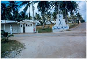 Guam Naval Base Front Gate