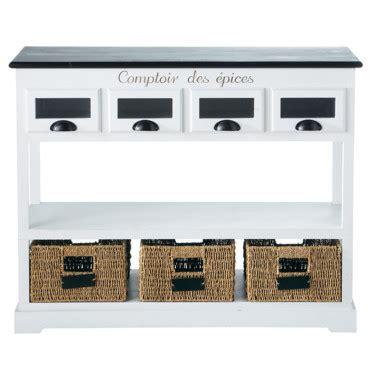 console cuisine console pour cuisine