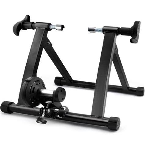 foldable exercise bike gotobuy indoor bicycle bike trainer exercise stand