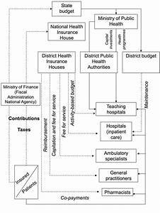 1 Financial Flow Chart Of The Current Romanian Health System