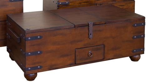 Furniture Coffee Table Trunks With Storage  Chest Coffee
