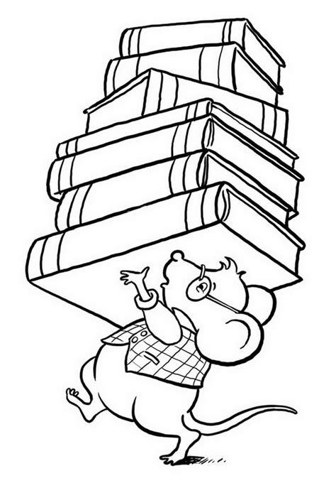 immagini di libri da colorare per bambini libri 16 disegni per bambini da colorare