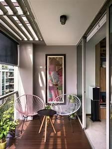 51, Small, Balcony, Decor, Ideas