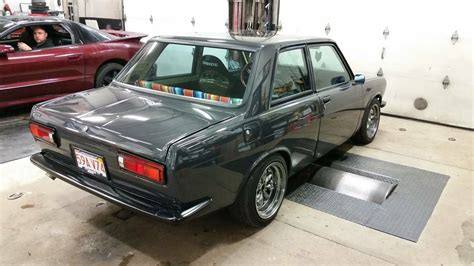 Datsun 510 Sr20 Sale by 1971 Datsun 510 Sr20 Swapped For Sale By Owner In