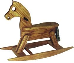 rocking horse  plans easy diy woodworking projects step  step   build wood work