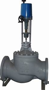 China Electric Control Valve