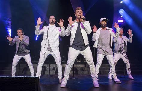 fans injured  storm  backstreet boys oklahoma concert
