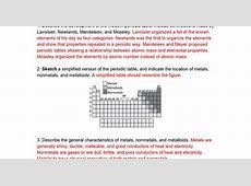 Describe Where The Metalloids Are Located On Periodic
