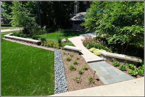 Drainage Im Garten Anlegen  Garten  House Und Dekor