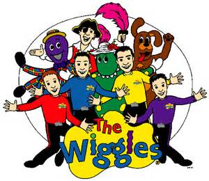 The Wiggles Cartoon Clip Art