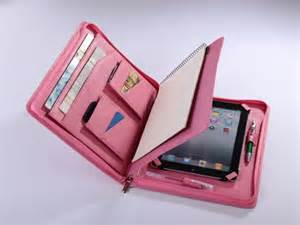 iPad Mini Portfolio Case with Notepad