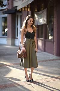 6 Fresh Ways to Wear Olive Green u2013 Glam Radar