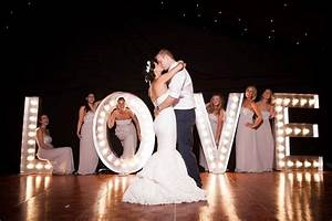 illuminated letters for hire hire led letters for With huge letters for wedding