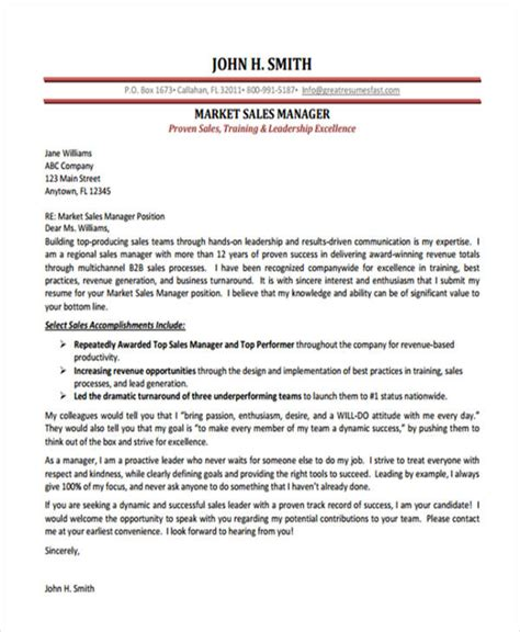 11 application letters for manager free word pdf