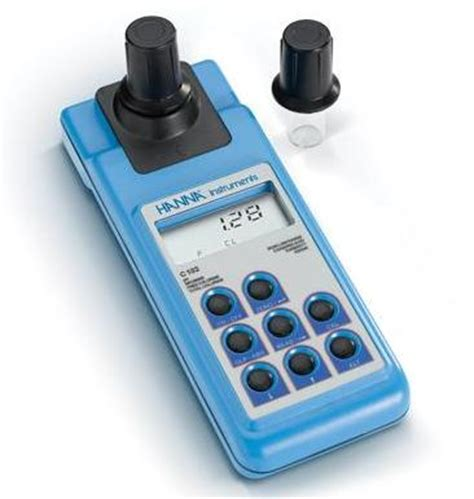 hi 93102 portable turbidity meter from get quote rfq price or buy