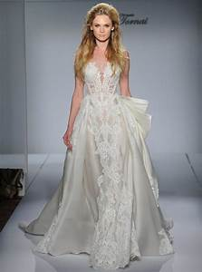 rather feminine pnina tornai wedding dresses 2016 plus With pnina tornai plus size wedding dress